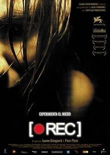 [Rec] (2007) movie poster