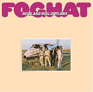 <i>Rock and Roll Outlaws</i> 1974 studio album by Foghat