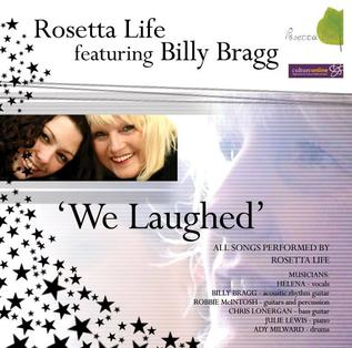 We Laughed single by Billy Bragg