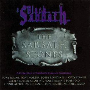 The Sabbath Stones artwork
