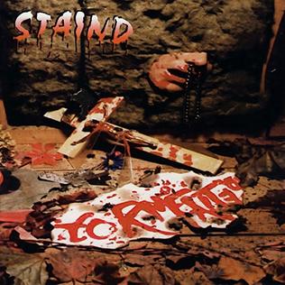<i>Tormented</i> (Staind album) 1996 studio album by Staind