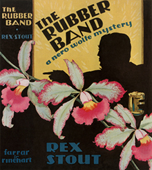 <i>The Rubber Band</i> book by Rex Stout