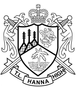 File:T. L. Hanna High School shield.jpg