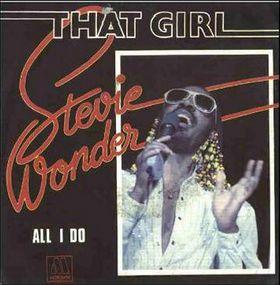 That Girl (Stevie Wonder song) song by Stevie Wonder