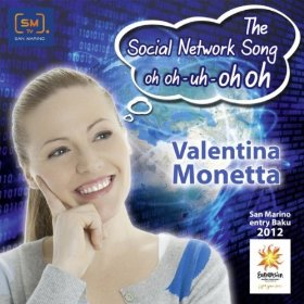 The Social Network Song song by Valentina Monetta
