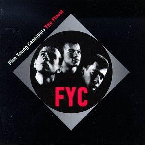 <i>The Finest</i> (Fine Young Cannibals album) 1996 compilation album by Fine Young Cannibals