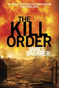 book by James Dashner