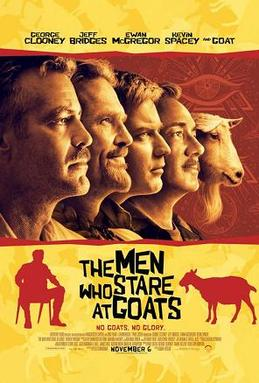 Pòster del film The Men Who Stare at Goats