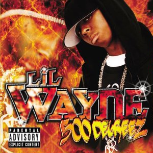 <i>500 Degreez</i> 2002 studio album by Lil Wayne