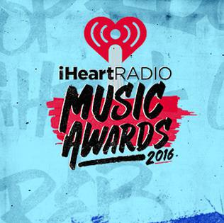 2016 iHeartRadio Music Awards award ceremony