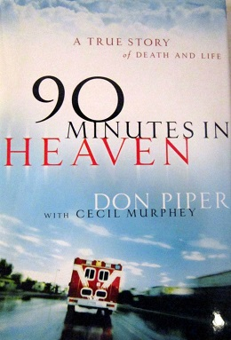 Picture of a book: 90 Minutes In Heaven