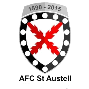 A.F.C. St Austell logo.png