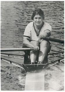 Amy Gentry British rower