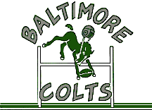Baltimore Colts (1947–1950) American football team