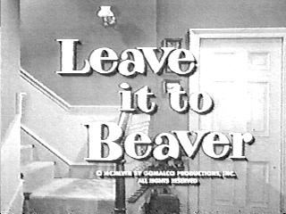 <i>Leave It to Beaver</i> (season 2) season of television series