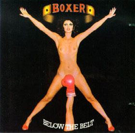 <i>Below the Belt</i> (Boxer album) 1976 studio album by Boxer