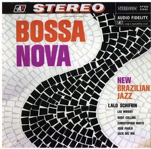 <i>Bossa Nova: New Brazilian Jazz</i> 1962 studio album by Lalo Schifrin