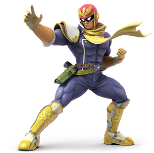 Captain Falcon - Wikipedia