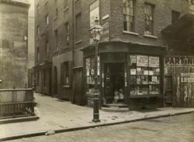 Clare Market Historic area in London, England