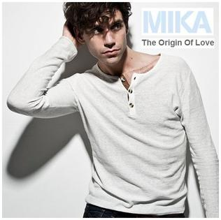 Origin of Love 2012 single by Mika