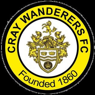Cray Wanderers F.C. Association football club in England
