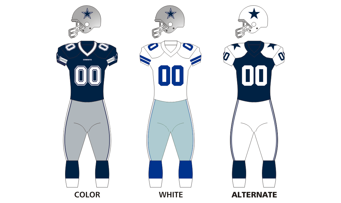 online store 0771e 0b026 File:Dallas Cowboys Uniforms 2017.png - Wikipedia