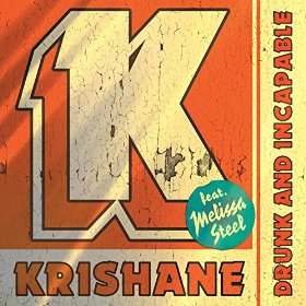 Krishane featuring Melissa Steel — Drunk and Incapable (studio acapella)