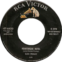 Heartbreak Hotel single