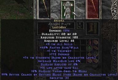 Druid Diablo Ii Builds