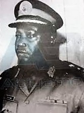 Gibson Jalo Nigerian chief of Army Staff