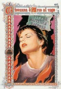 Giovanna d Arco al rogo movie