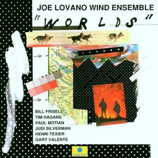 <i>Worlds</i> (Joe Lovano album) 1989 live album by Joe Lovano