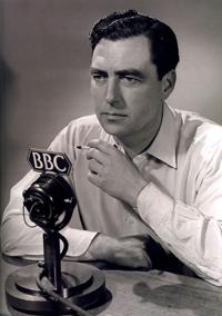 John Arlott English sports commentator and writer