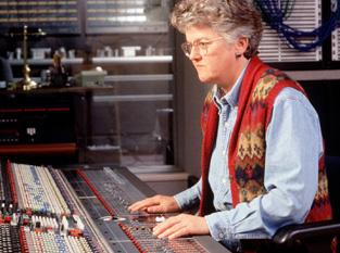 Leslie Ann Jones American recording engineer
