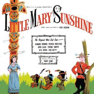 <i>Little Mary Sunshine</i> musical