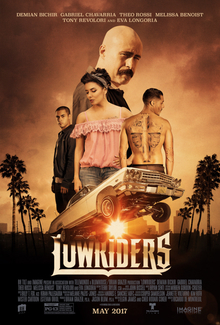 Lowriders (2017) Bluray