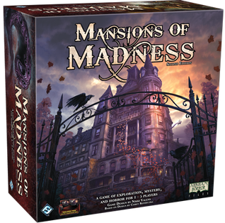 Picture of a game: Mansions Of Madness