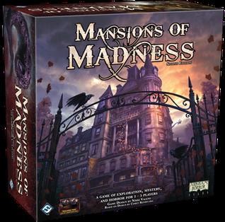 <i>Mansions of Madness</i>