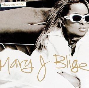 <i>Share My World</i> 1997 studio album by Mary J. Blige