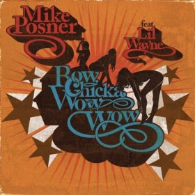 Mike Posner featuring Lil Wayne — Bow Chicka Wow Wow (studio acapella)