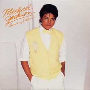 Imagem da capa da música Human Nature de Michael Jackson