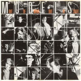 <i>Out of Mind, Out of Sight</i> (album) 1985 studio album by Models
