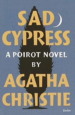 Sad Cypress 1940.jpg Primera edición Tapa