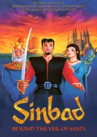 Sinbad: Beyond the Veil of Mists - Wikipedia