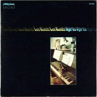 <i>Spirits</i> (Lee Konitz album) 1971 studio album by Lee Konitz