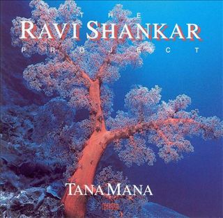 <i>Tana Mana</i> 1987 studio album by Ravi Shankar