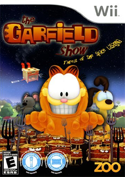 The Garfield Show Threat Of The Space Lasagna Wikipedia