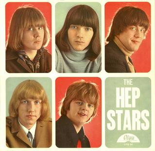 <i>The Hep Stars</i> (album) 1966 studio album by Hep Stars