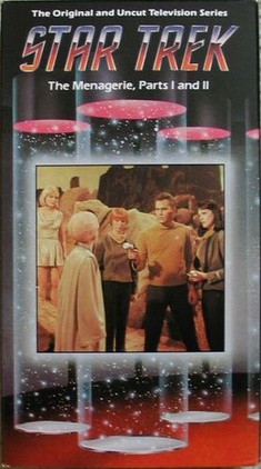 The Menagerie (Star Trek, The Original Series) VHS case.jpeg