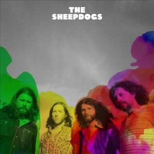 <i>The Sheepdogs</i> (album) 2012 studio album by The Sheepdogs